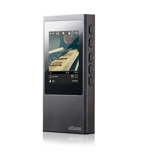 xDuoo X20 Lossless Music Player Newest Professional Hi-Fi DSD Bluetooth 4.1 Player