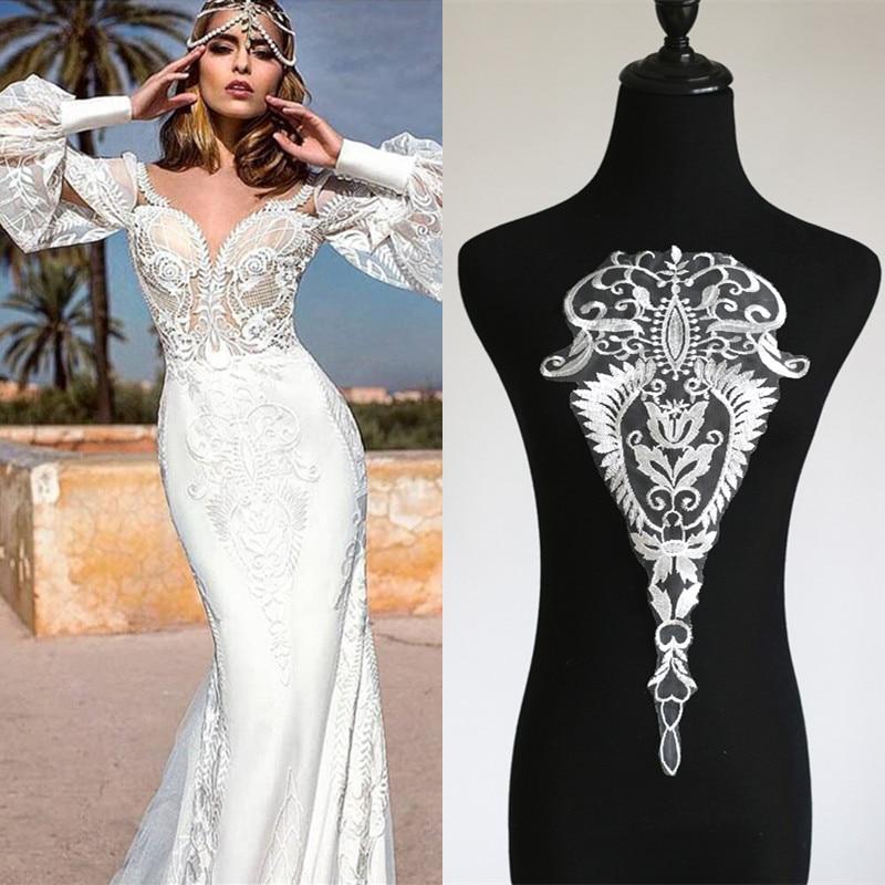 Diy Wedding Gowns: 2pc Ivory Large Size Wedding Flower Accessories Handmade