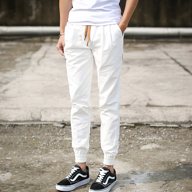Navy Blue Skinny Jeans Men