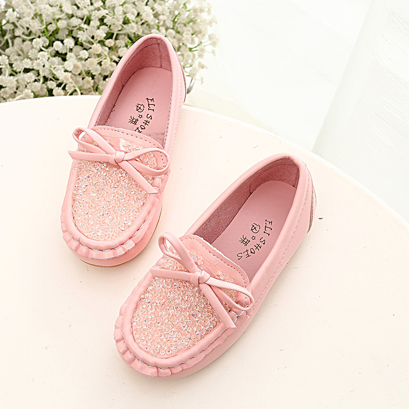 Childrens Shoes Little Boys Girls Fashion Casual Sneakers Soft Face Peas Shoes Cheap Comfortable Non-slip 2-6 Years Old Kids