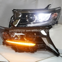 led Headlight for 2018 2019 for Toyota Land Cruiser Prado GXL wagon YZ