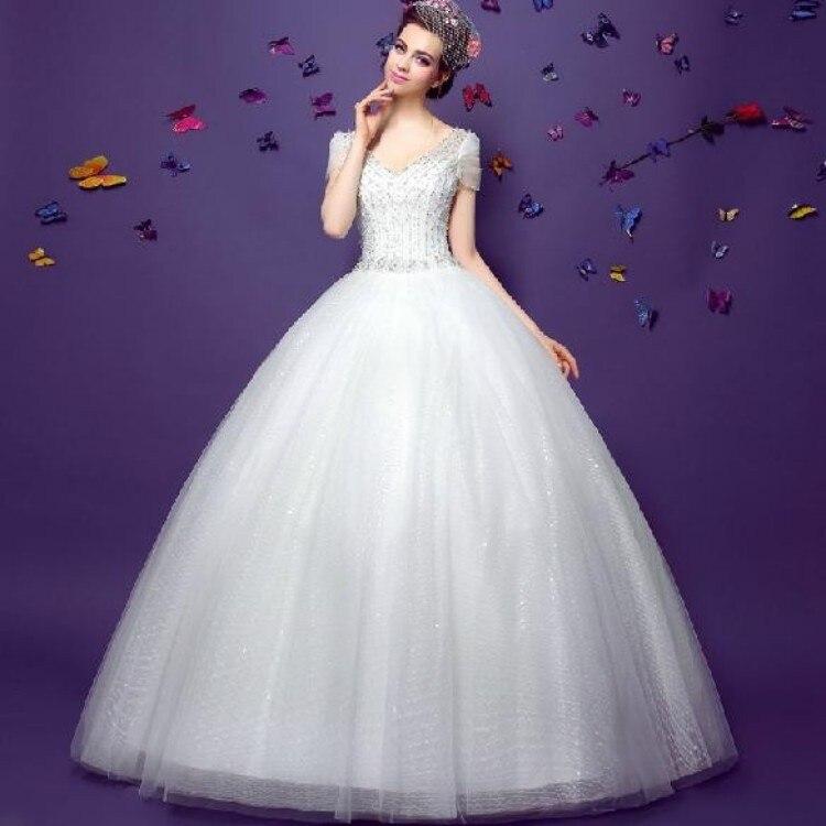 2017 Simples Designer Greek Dess Wedding Dress Luxury Beaded Celebrity Vestido De Festa Importado Bridal Gown Plus Size In Dresses From