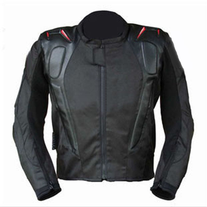 New PU Luxury fashion model windproof warm motorcycle service jacket racing clothing for Motosport Dirt bikes Gokart ATV Scooter clark service manuals new and old modes 2017