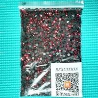 Big bag DMC Hotfix Rhinestone Mei red Hot Fix Crystals High Quality Rhinestone For Garment Bags Shoes Free Shipping