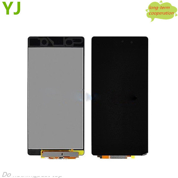 HK free 100% Tested for OEM LCD Touch Screen Digitizer Assembly for Sony Xperia Z2 D6503 D6502 D6543 - Black