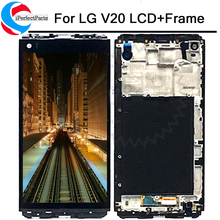 Tested 5.7IPS LCD For LG V20 LCD Display Touch screen VS995 VS996 LS997 H910 H910 H918 H990 H990n Digitizer Replacement