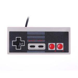 Image 1 - أذرع التحكم في ألعاب الفيديو السلكية Joypad الألعاب تحكم مصغرة الكلاسيكية التوصيل والتشغيل غمبد المقود للعبة نينتندو NES الكلاسيكية