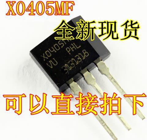 Livraison Gratuite 10 Pcs Lot X0405MF DIP TO 202 4A SCR X0405 Z0405 New Original