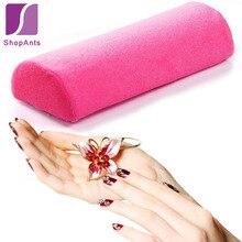 ,мягкая полукруглая маникюра колонка ручная отдыха подушка дизайн инструменты ногтей шт.