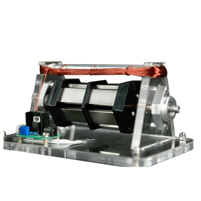 GYTB Large Bedini Motor Large Holzer Motor High Speed Brushless Motor 1000-4000Rpm Us Plug