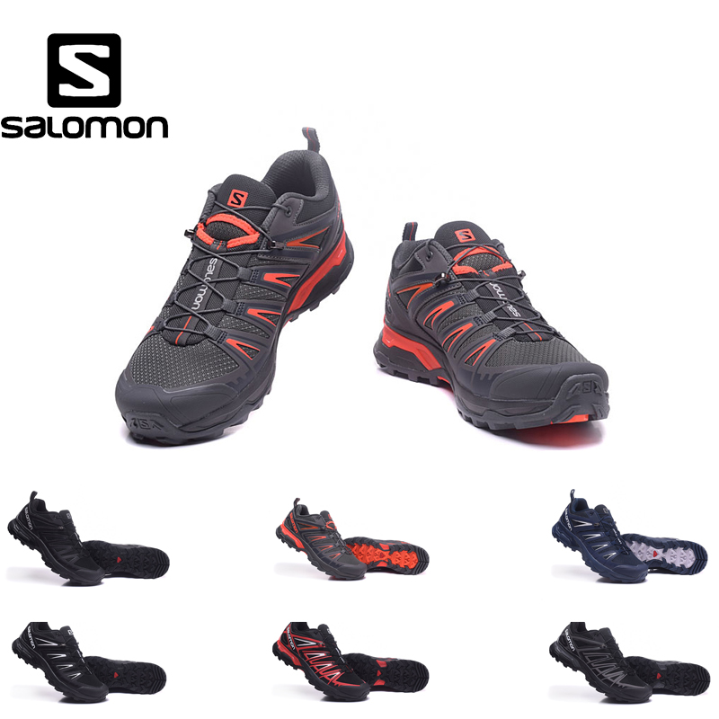 Salomon Speed Cross Outdoor Male Sports Shoes light Running Sneaker Breathable low-top men's Shoes jogging walking shoe