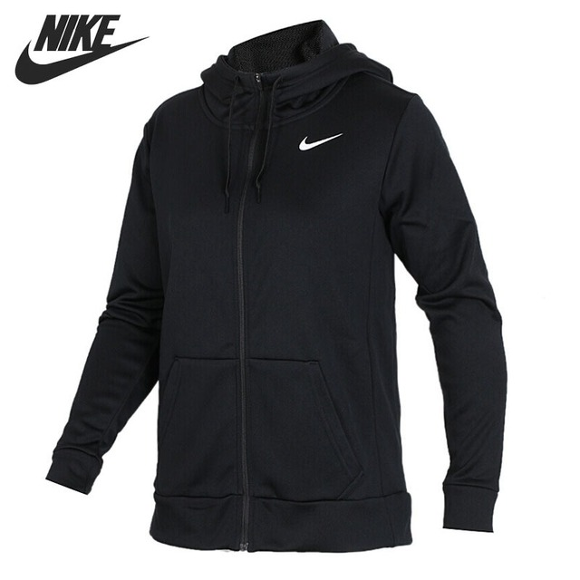 Original New Arrival 2018 NIKE THRMA HD ALL TIME FZ Women s Jacket Hooded  Sportswear dbac90b87