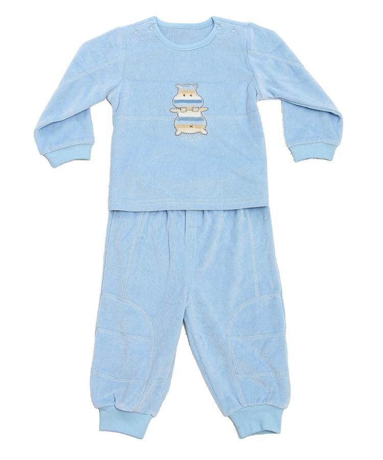 LeJin Baby Girl Boy ruházati szett hosszú ujjú baba viselet ruhát - Bébi ruházat