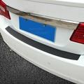 Car Rear Bumper Sill pedal Scuff Protective For Toyota Prius Levin Crown Avensis Previa FJ Cruiser Venza Sienna Alphard ZELAS