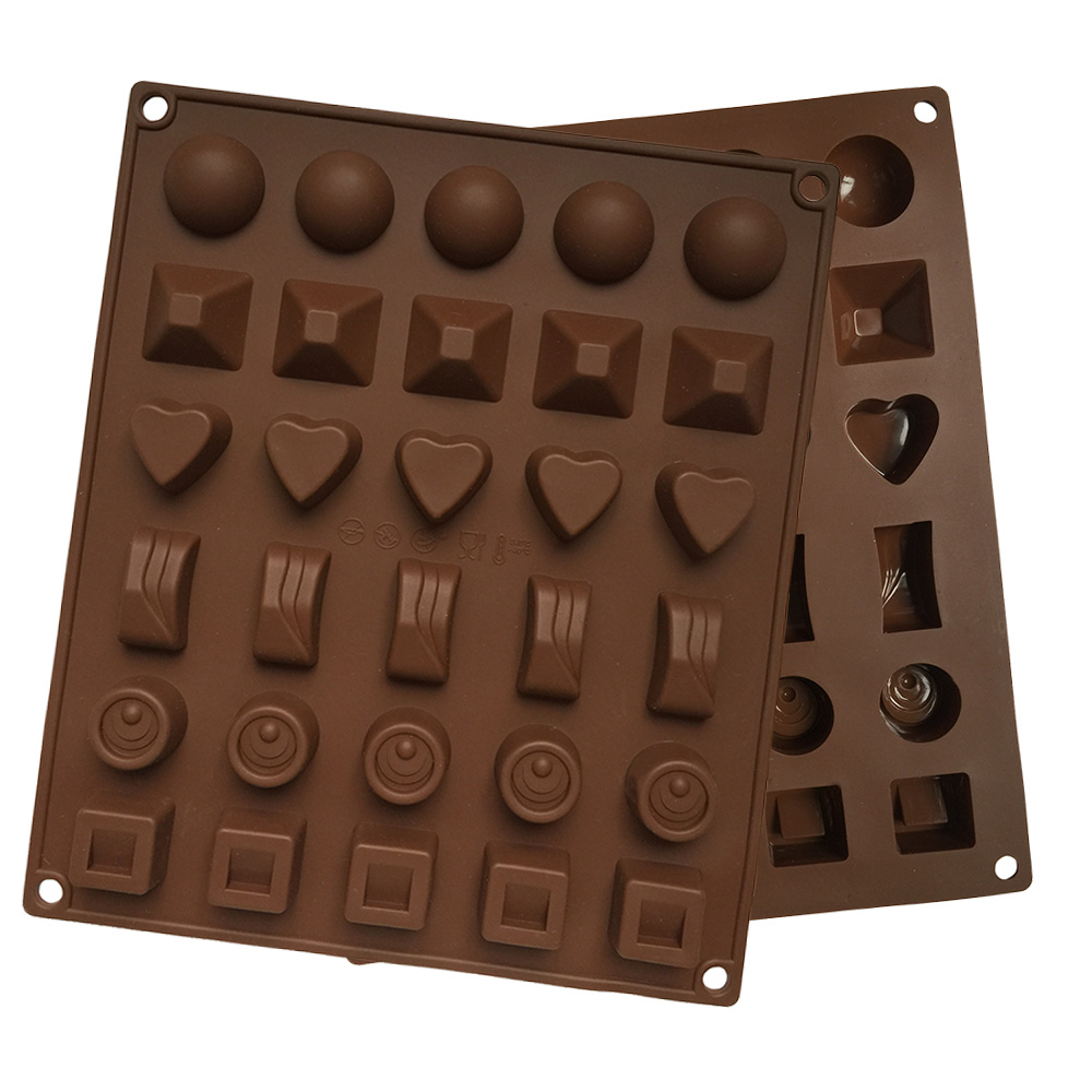 Popular Square Chocolate Mold-Buy Cheap Square Chocolate Mold lots ...