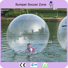 Free Shipping 2m Dia Inflatable Water Walking Ball Water balloon Zorb Ball Walking On Water Walk Ball Water Ball(China)