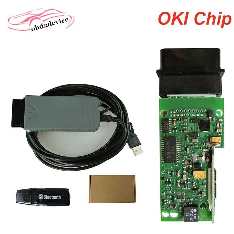 Цена за 2017 VAS 5054A полный чип OKI чип Одис 3.03 версия VAS5054A OKI VW VAS5054 инструмент диагностики Бесплатная доставка