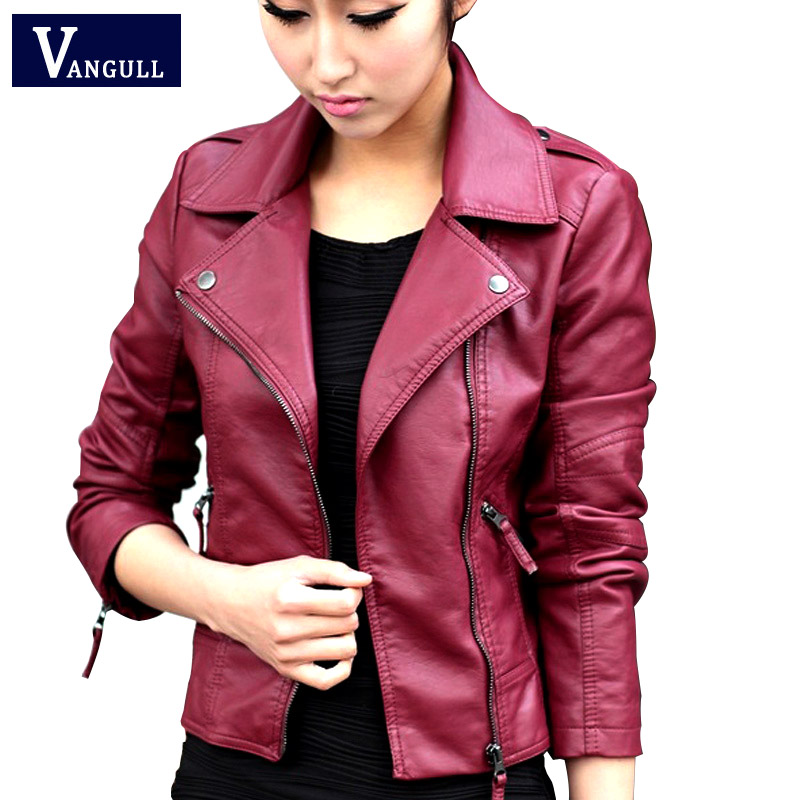 Discount Leather Jackets for Women Promotion-Shop for Promotional