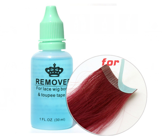 2 Bottle 30ml Adhesive Remover For Skin Tape Hair How To Remove Tape