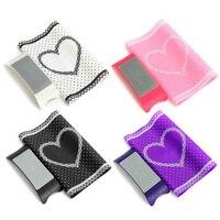 1Set Nail Art Advanced Silicone Plastic Pillow Hand Holder Cushion Table Mat Pad Foldable Washable Salon