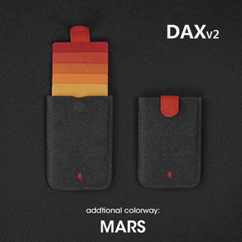 Detail Feedback Questions about New Arrival DAX V2 Mini Slim