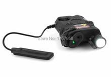 FMA Full Founction PRO&T AN/PEQ-15 Green Dot Laser & LED Flashlight Device Black/Tan Tactical Flashlight PEQ 15-TB68