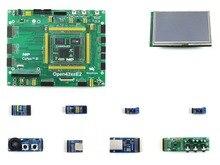 4.3inch LCD+ Ethernet +speaker+ ARM LPC4357 LPC43 Cortex M4/M0 dual core Development Board = Open4357-C Package A