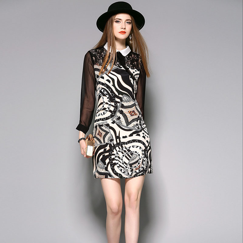 Popular Zebra Print Dresses Women-Buy Cheap Zebra Print Dresses ...