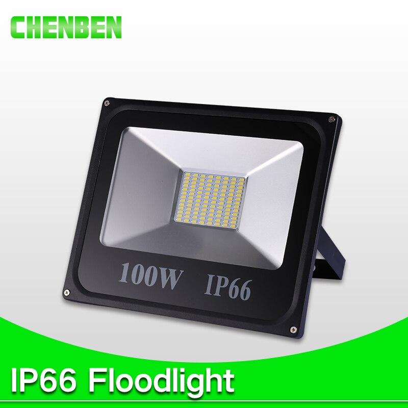 LED Floodlight 30W 50W 100W 150W IP66 Spot Led Projector Flood Lamp lights Spot Led Reflector 220V Wall Garden outdoor Lighting