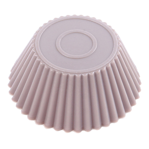 Image 4 - Mini moldes de silicona para cupcakes, herramientas de silicona para Tartas, magdalenas, 12 unids/lote