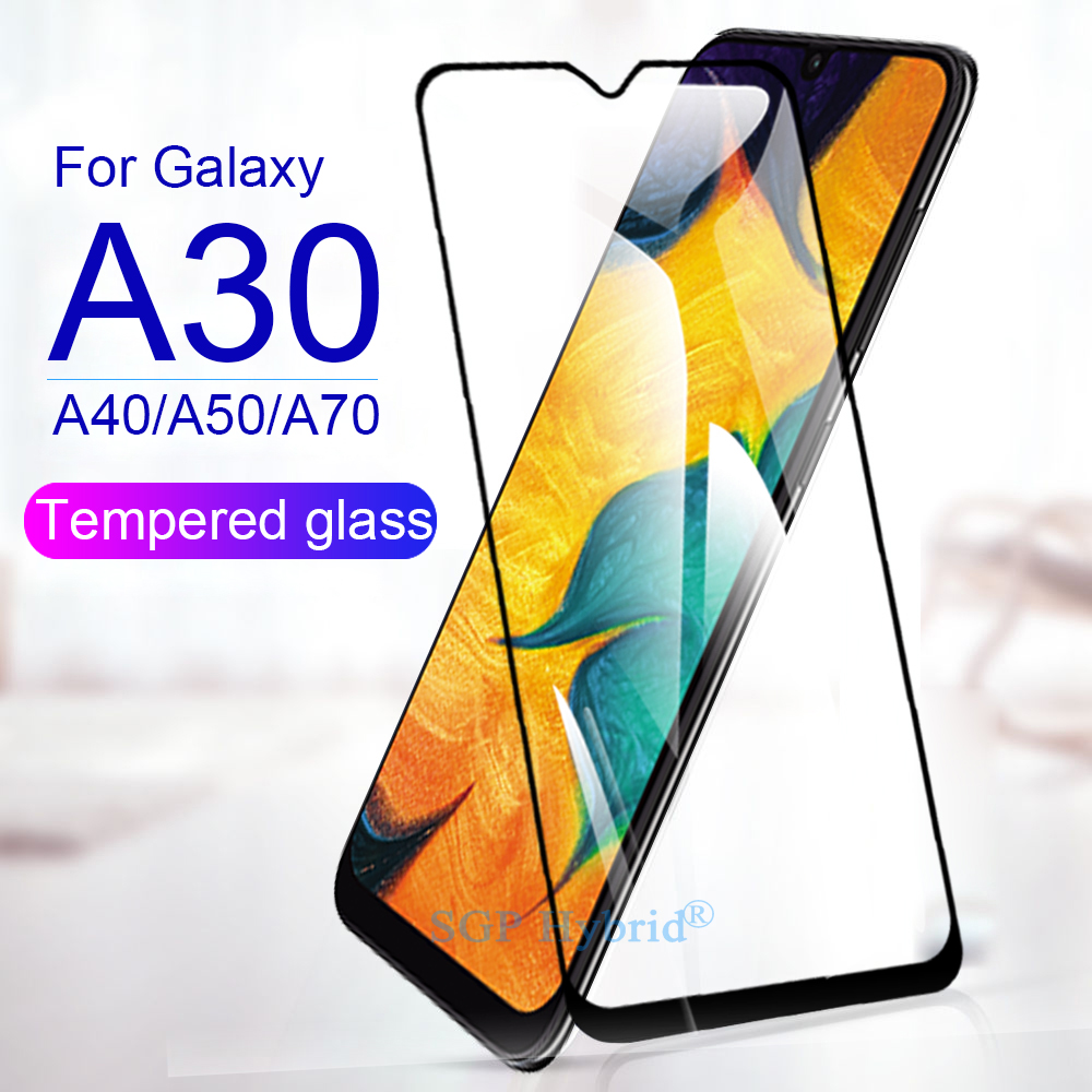 for <font><b>Samsung</b></font> A30 <font><b>glass</b></font> samung a40 tempered <font><b>glass</b></font> for <font><b>samsung</b></font> galaxy a70 a50 a40 a30 protective <font><b>glass</b></font> on <font><b>a</b></font> 30 <font><b>40</b></font> 50 70 cover film image
