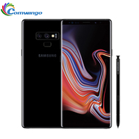 Unlocked Original Samsung Galaxy Note9 Note 9 N960U 6G RAM 128G ROM LTE Octa Core 6.4 Dual 12MP NFC Snapdragon 845 Mobile Phone