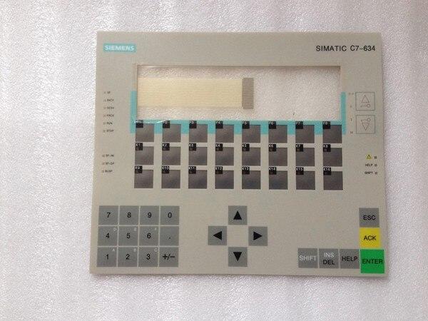 6ES7 634-1DF02-0AE3 pour clavier de panneau de C7-634 SIMATIC, clavier de panneau 6ES7634-1DF02-0AE3, clavier HMI simatic, en STOCK6ES7 634-1DF02-0AE3 pour clavier de panneau de C7-634 SIMATIC, clavier de panneau 6ES7634-1DF02-0AE3, clavier HMI simatic, en STOCK