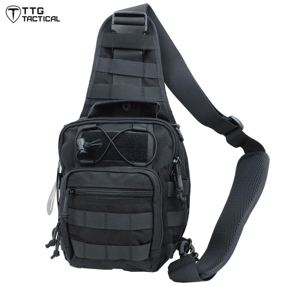 b463bd06120 REEBOW GEAR Tactical Sling Bag Pack Military Rover Shoulder Sling Backpack  Molle Assault Range Bag Everyday Carry Diaper ...