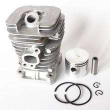 41.1mm testere silindir ve piston assy Partner 350 Ortağı 351