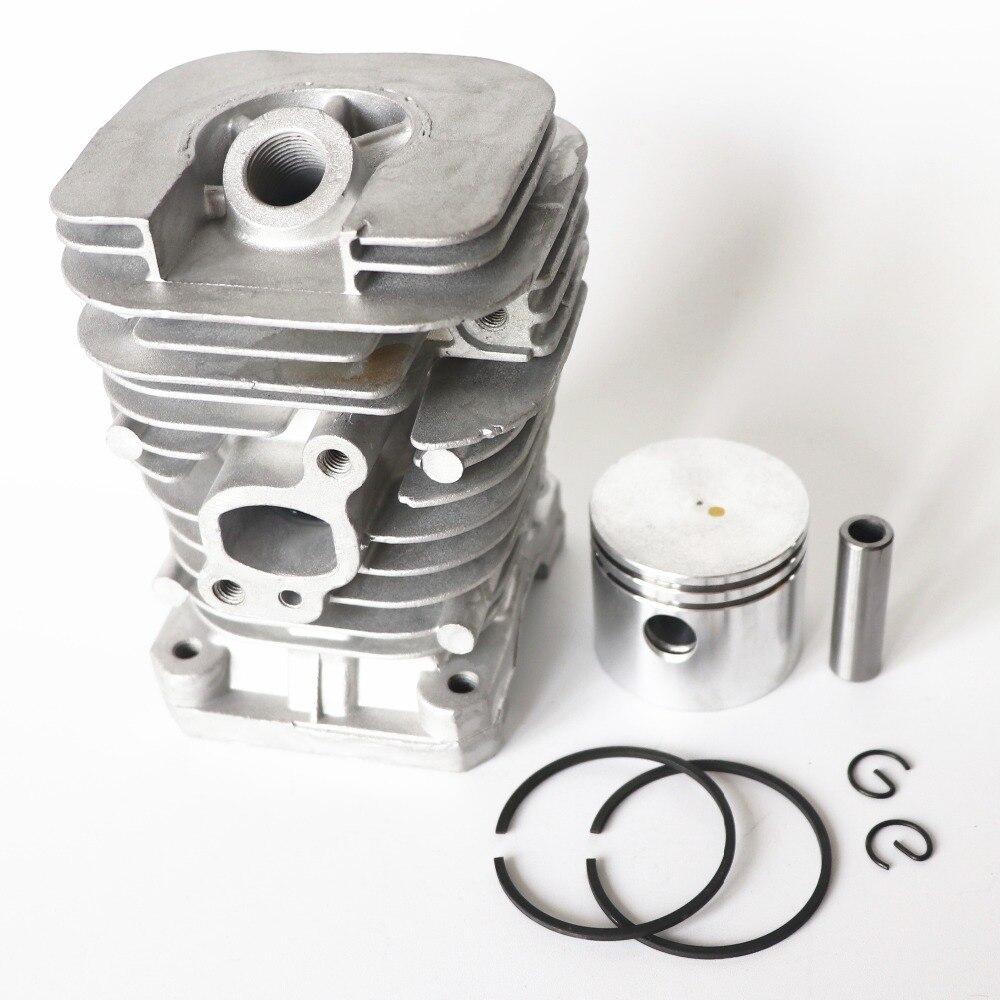 Cylindre de tronçonneuse et piston de 41.1mm pour partenaire 350 Partner 351