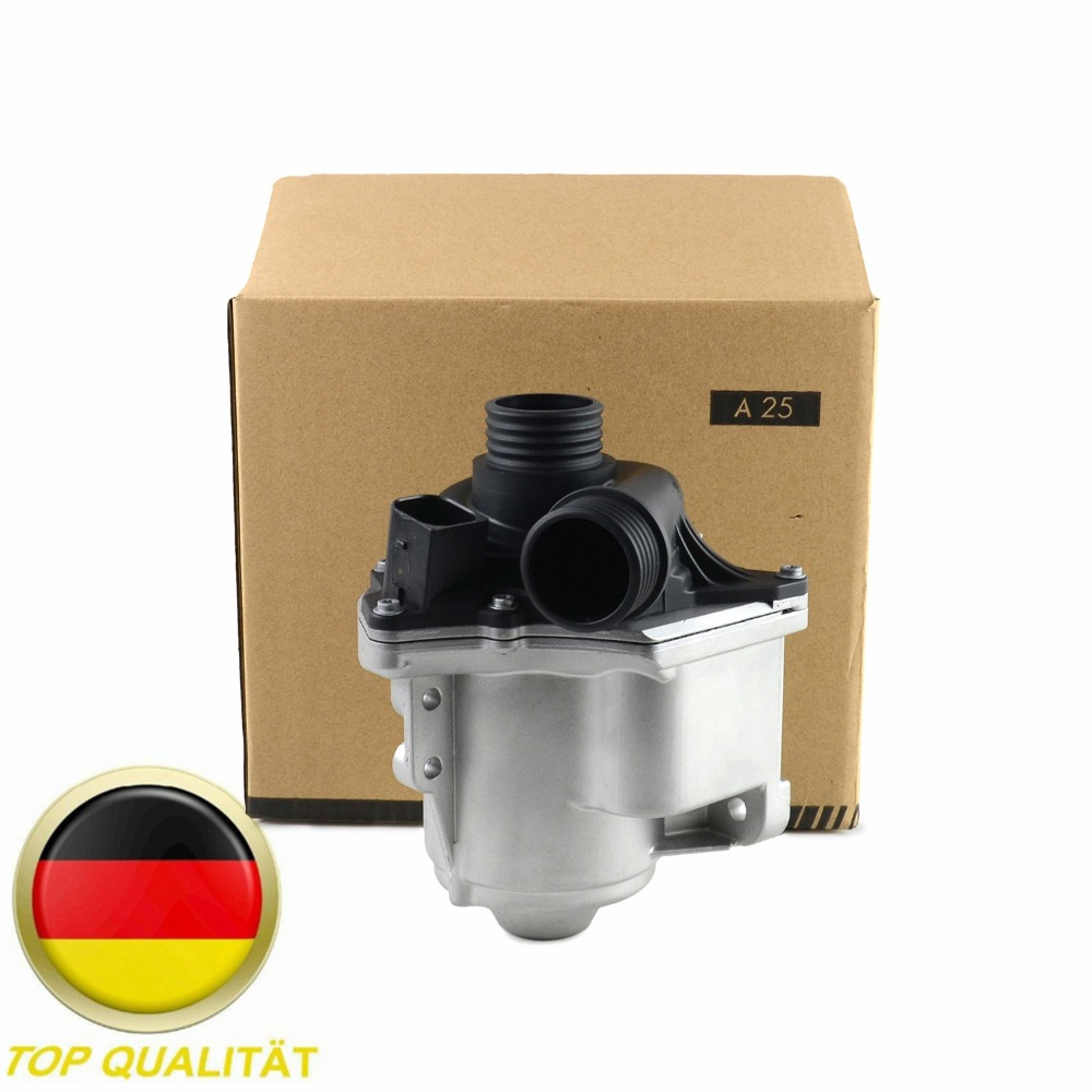 Coolant Water Pump For BMW 335i 135i 135is 335is 535i 335d 740i X3 Stock
