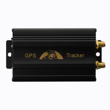 Real Time Mini GMS/GPS/GPRS Car Vehicle Tracker (4-Frequency) TK103 USA