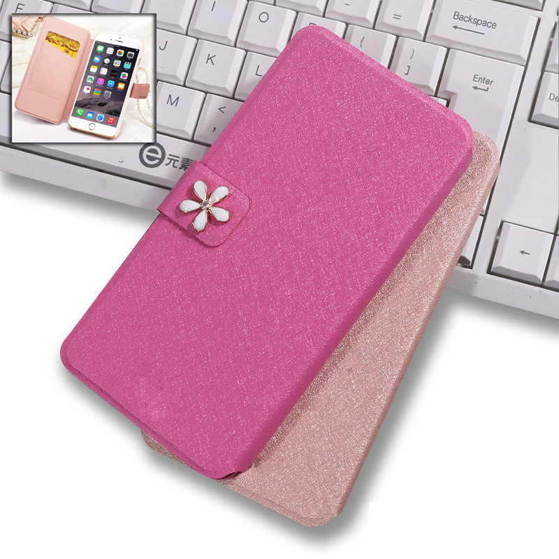 För Coque LG K7 Telefonfodral Läderplånbok Flip Cover För LG K7 - Reservdelar och tillbehör för mobiltelefoner