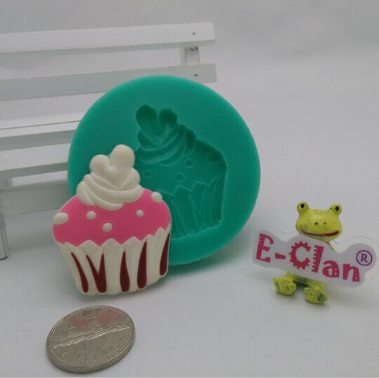 New Arrival Happy Birthday Cake DIY Silicon Fondant Cake