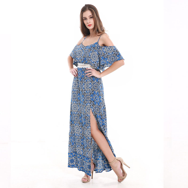 Maxi Dress Cotton Promotion-Shop for Promotional Maxi Dress Cotton ...