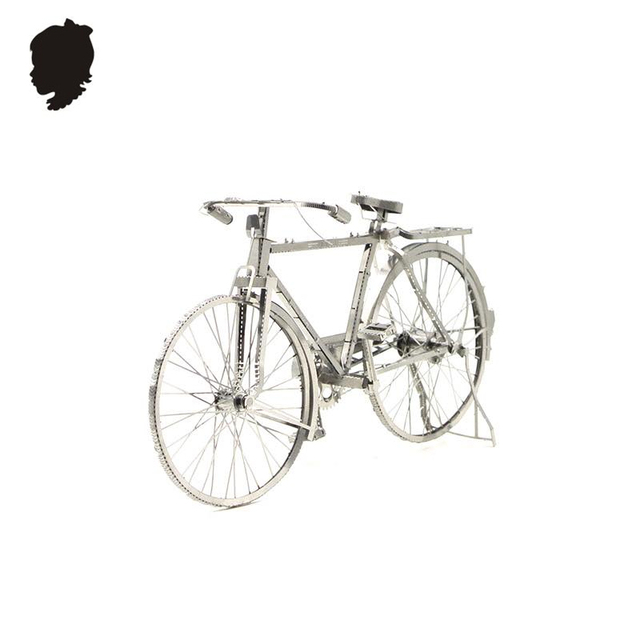 ICONX CLASSIC   BICYCLE 3D Metal assembling model Dekaron Desktopcreative ornaments Children's gift like piececool 2 sheets