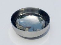 1pc 159MM 6.25 6.25 6 1/4 Inch Sanitary SS304 304 Stainless Steel Welding Pipe End Cap Plug