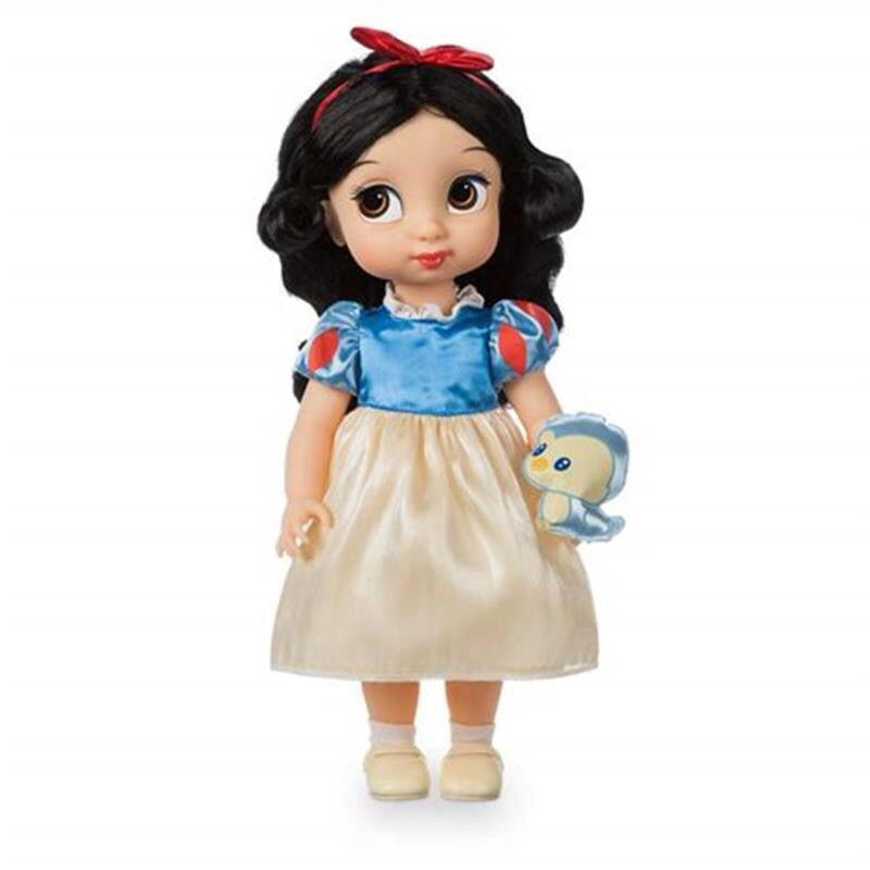 1pieces/lot 40cm pvc big princess Snow White doll edition Joints can move toys Holiday gifts Christmas gift Girls toys
