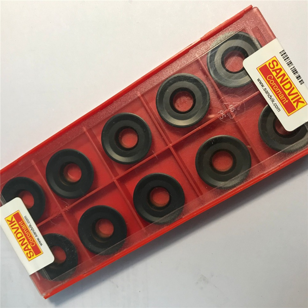 YZ66  10pcs R300-2060M-PM 4240 Carbide Inserts OriginalYZ66  10pcs R300-2060M-PM 4240 Carbide Inserts Original