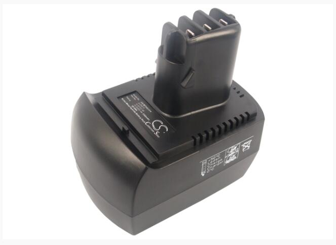 Cameron Sino 3300mAh batterie pour METABO BS 12 SP BSZ 12 12 Impuls 12 Premium BZ 12 SP SSP 12 ULA9.6-18 6.02151.50 6.25473