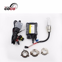 Car Styling H11 6000K Headlight Motorcycle Moto Xenon Light Ballast HID Kit For DUCATI 848 1098r