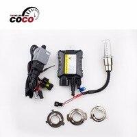 Car Styling H11 6000K Headlight Motorcycle Moto Xenon Light Ballast HID Kit For DUCATI 848 1098r