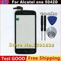 Для Alcatel One Touch POP 2 5042D OT5042 5042 Сенсорный Экран Digitizer Стекло Датчик Ассамблеи + Инструмент Бесплатная доставка