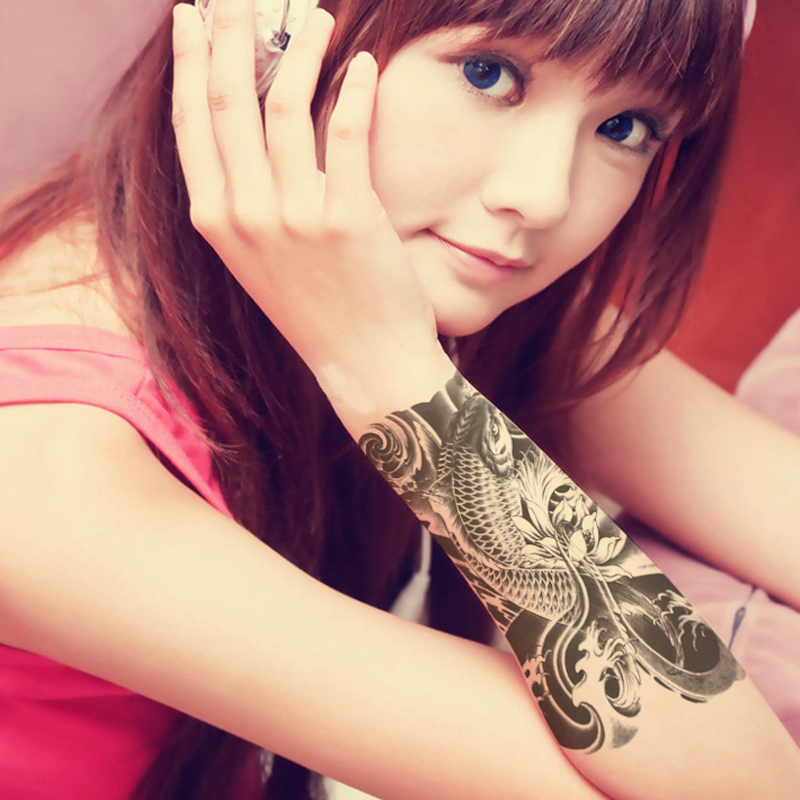 Online buy wholesale waist tattoo designs from china waist for Adult temporary tattoo
